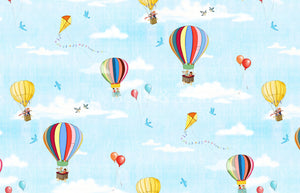 Hot Air Balloon Fabric