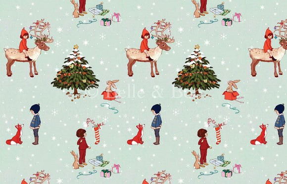 Winter Wonderland Fabric