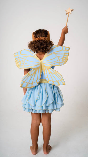 Pale Blue Fairy Skirt
