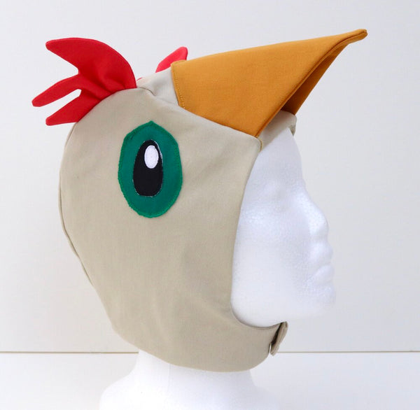 Bird Hood for Kids Bird Costume - Rainbow