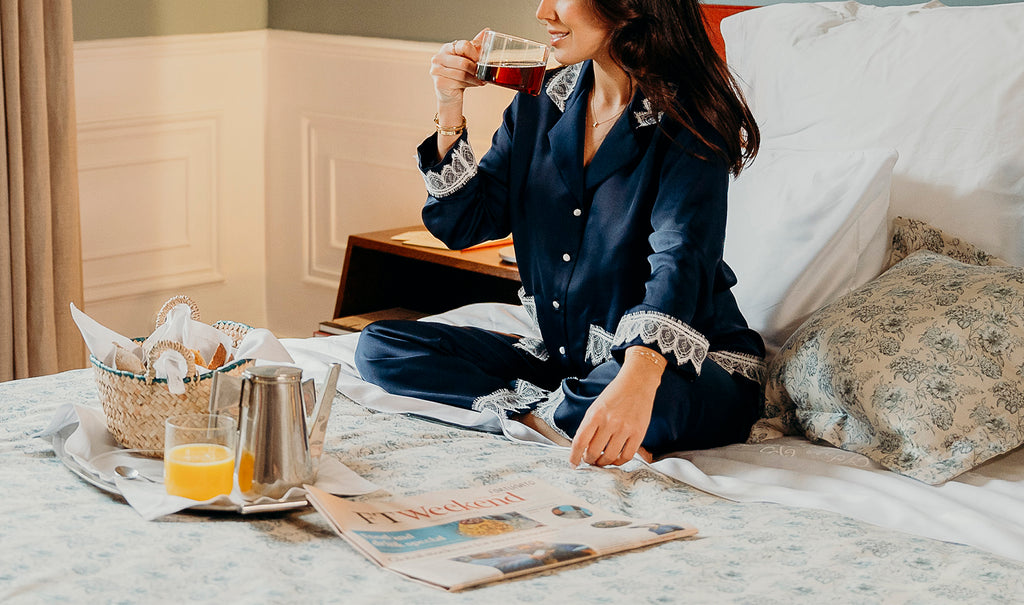 Effortless chic  pyjamas