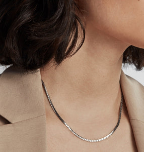 Priya Snake Chain Necklace (2 Colours)
