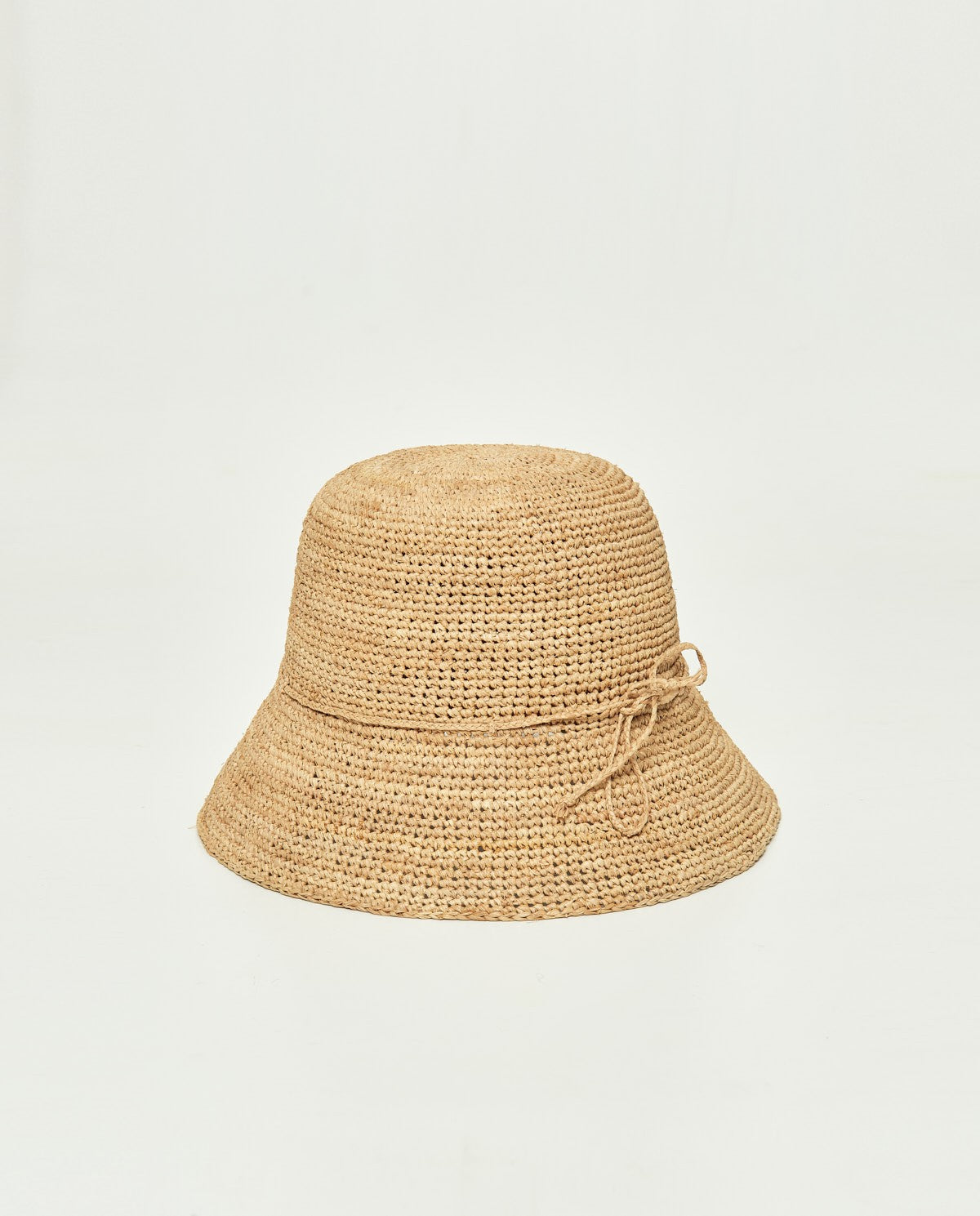 Braided Bucket Hat