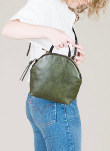The Anni Mini in Olive