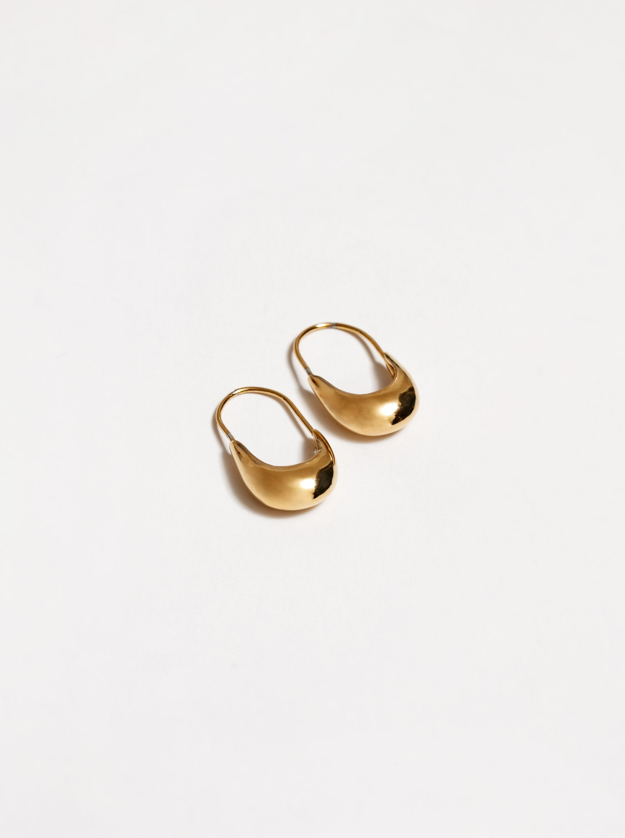 Marta Earrings in Gold