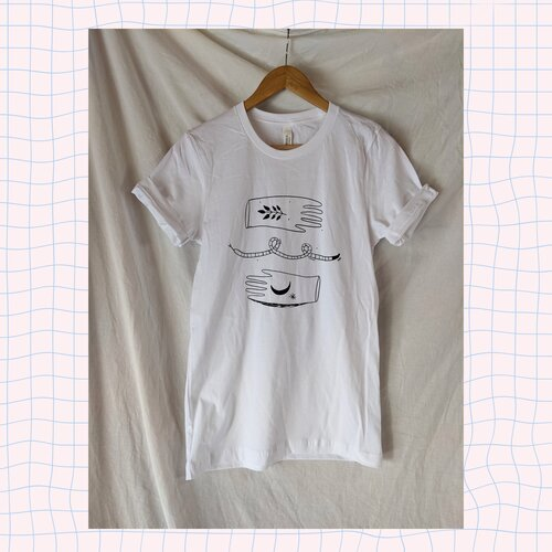 Sweaty Palms Tee