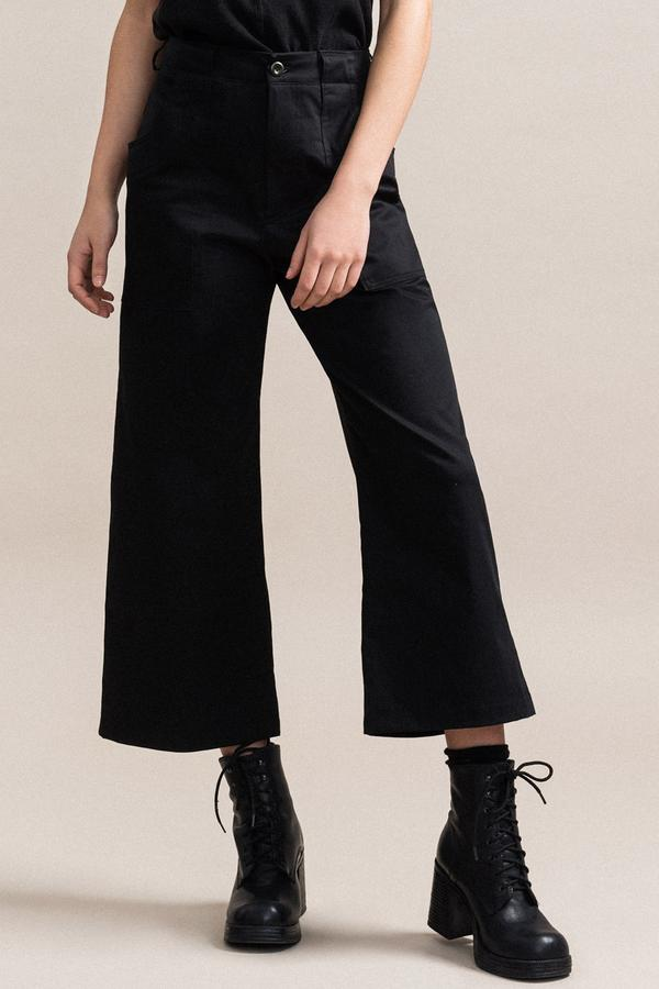 Elliot Pant in Black