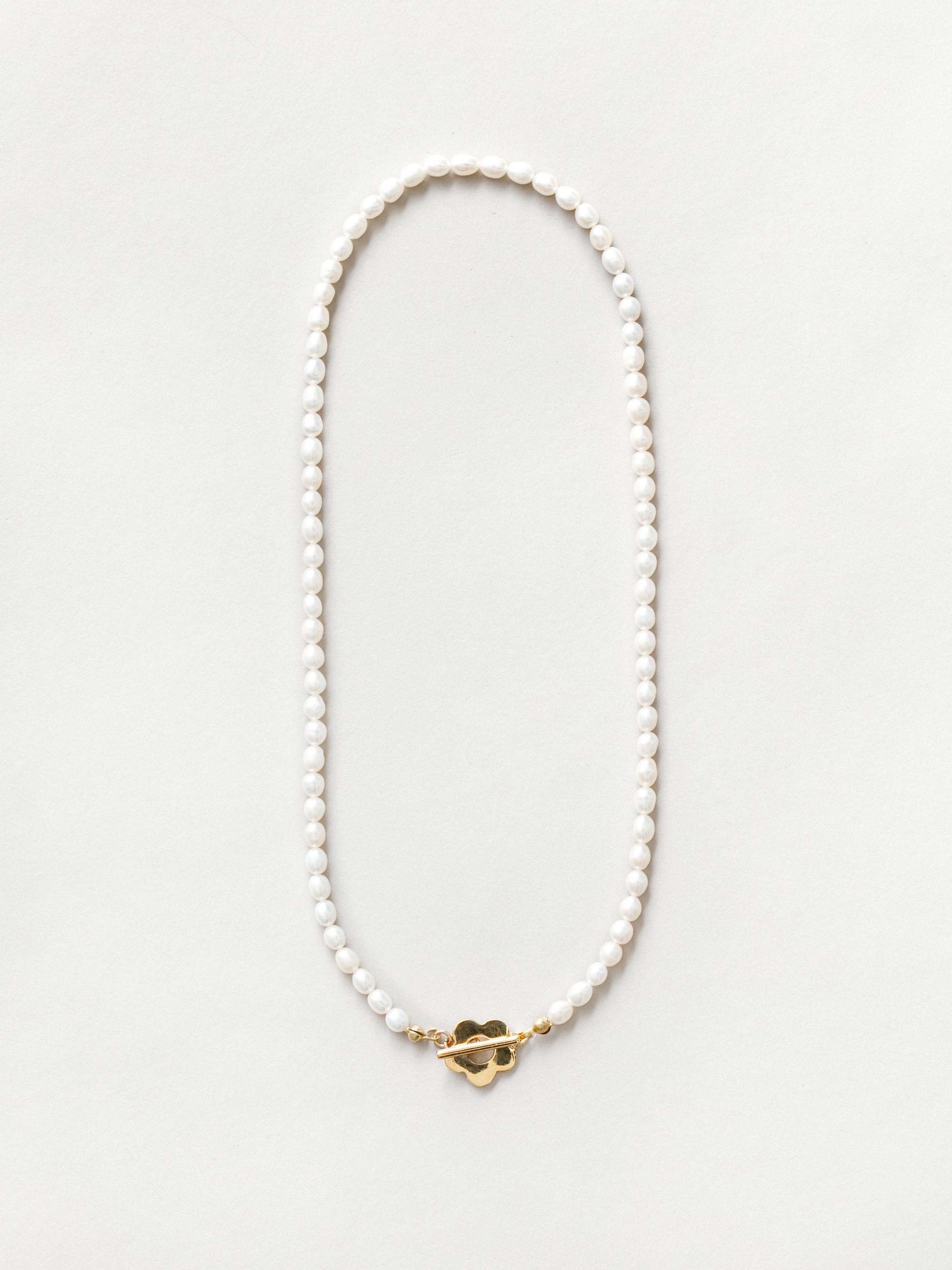 Sofia Necklace in Gold
