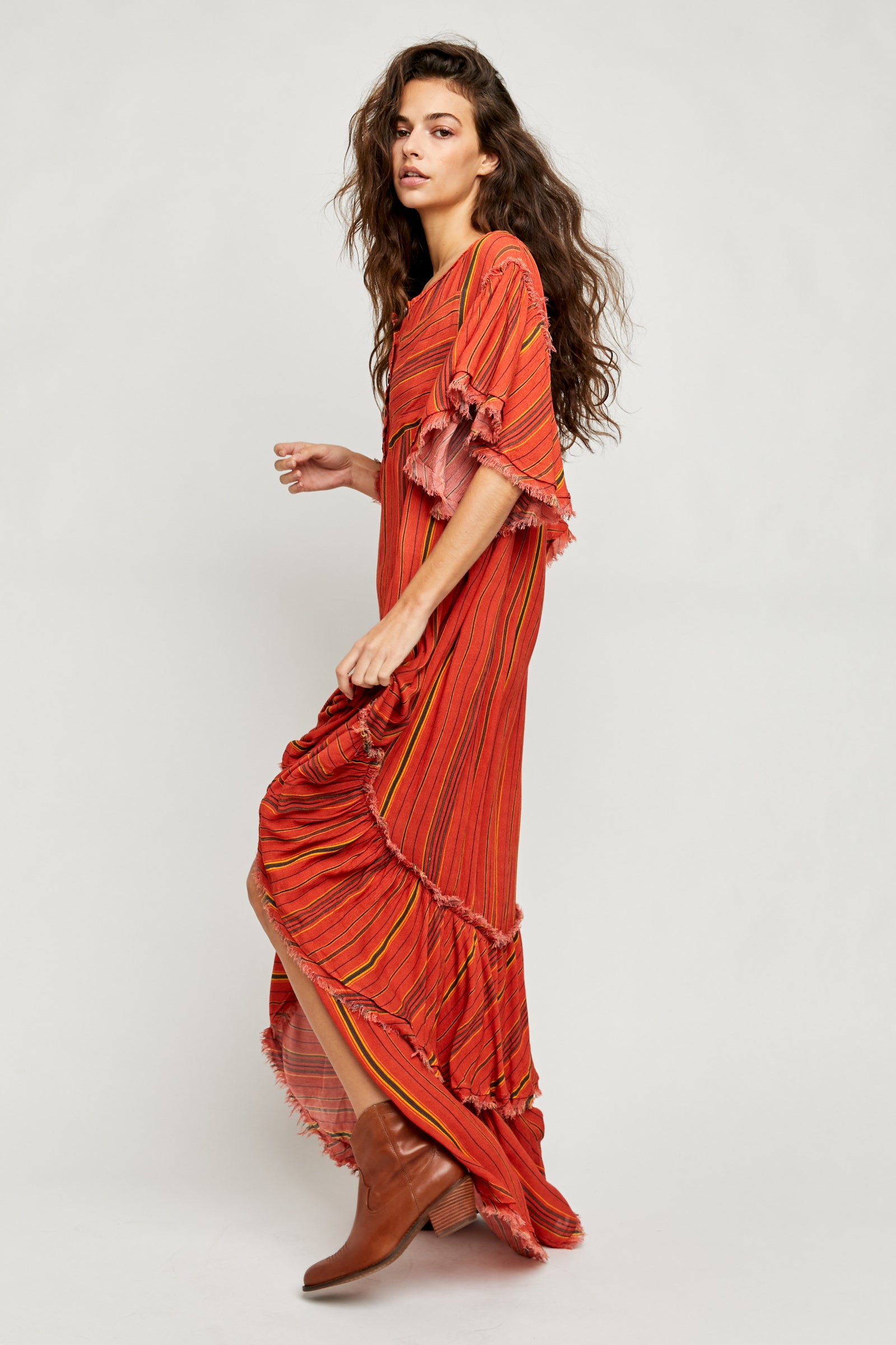 Better Days Maxi Dress