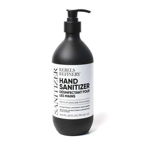 Hand Sanitizer (2 sizes)
