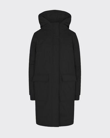 Alilla Parka in Black