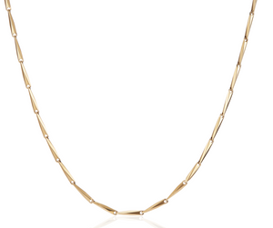 Sunbeam Necklace in Gold