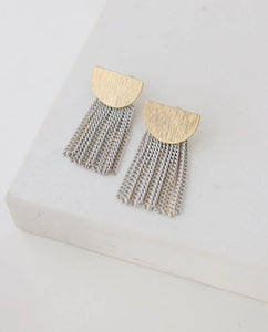 Sundown Fringe Earrings