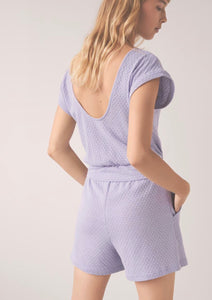 NIGHT CIRCUS Jumpsuit in Lavender