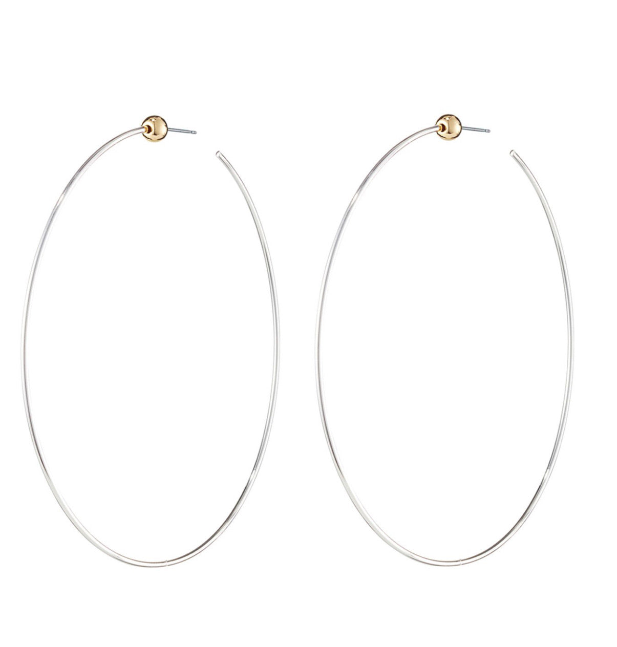 Icon Hoops (Medium) 2 tone