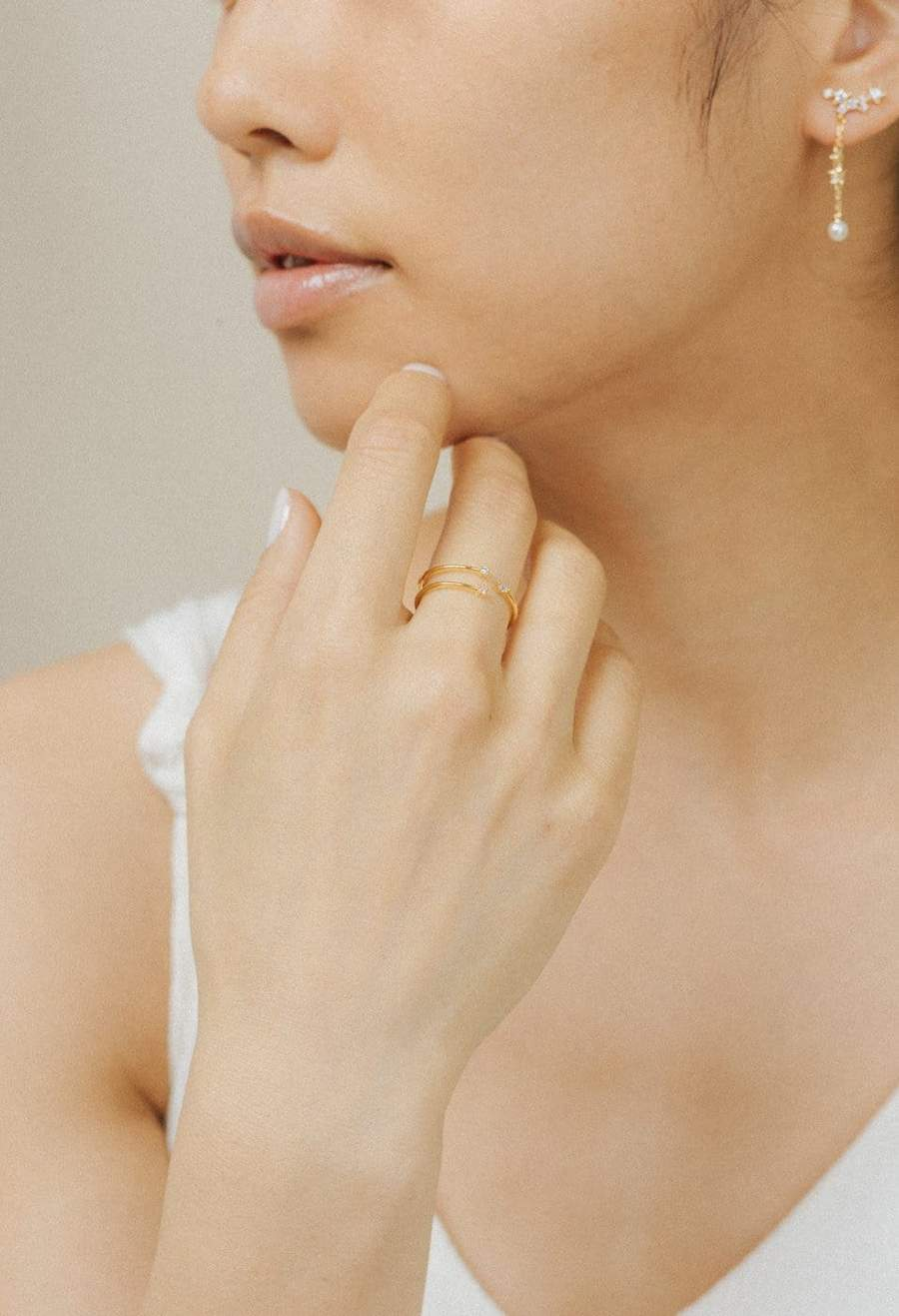 Orion Ring in Gold