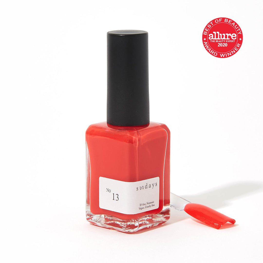 No.13 Chili Pepper Red