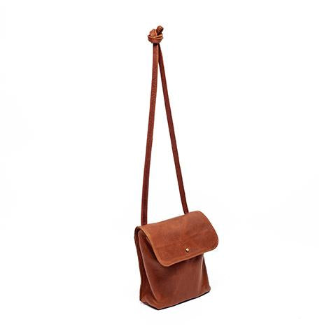 Erin Templeton Prep School Crossbody in Caramel