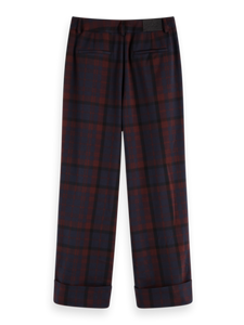 Tailored Check Pant