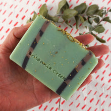 Load image into Gallery viewer, Bergamot & Patchouli Artisan Soap