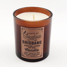Load image into Gallery viewer, Brisbane Signature Layered Soy Candle