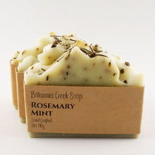 Load image into Gallery viewer, Rosemary Mint & Artisan Soap