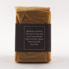 Load image into Gallery viewer, Vanilla Patchouli Sandalwood Luxe Bar