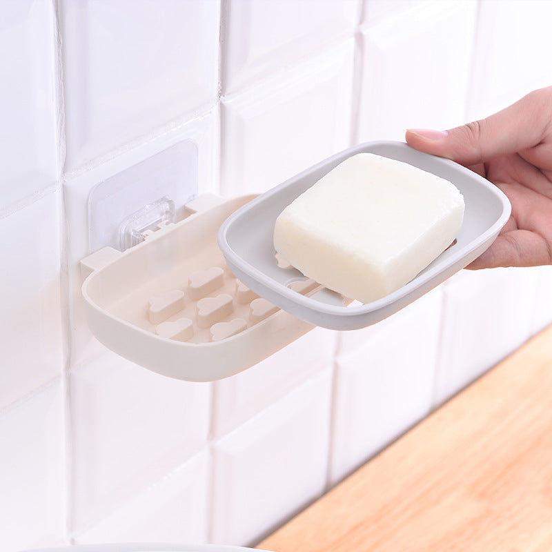 Double Drain Soap Dish