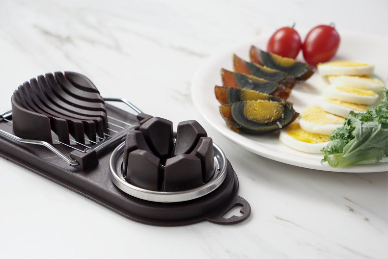 Multifunctional Egg Cutter