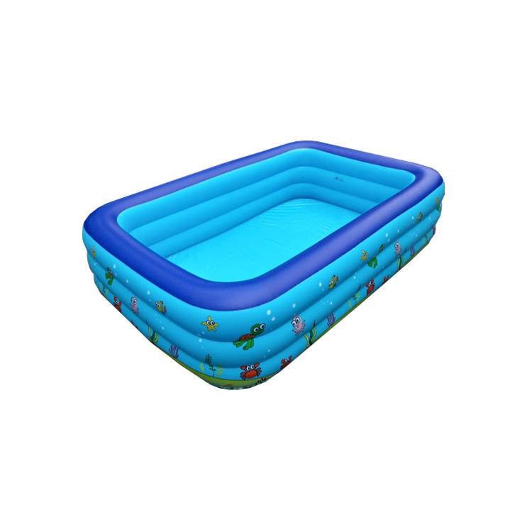 Thicken household children's inflatable swimming pool