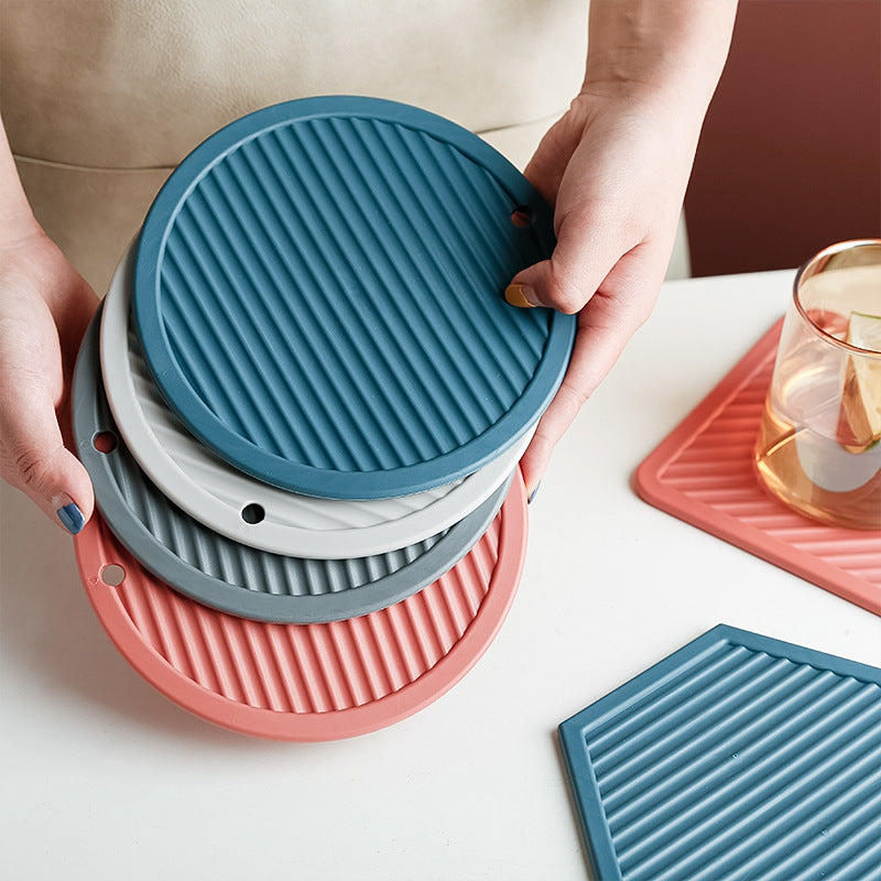 Simple Anti-scalding Pot Pad Cup Pad Can Be Hung