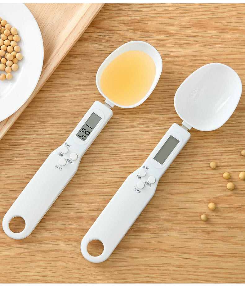Electronic Weighing Spoon Kitchen Household Baking