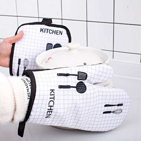 Kitchen Insulation and Anti-scalding Gloves anti scald gloves