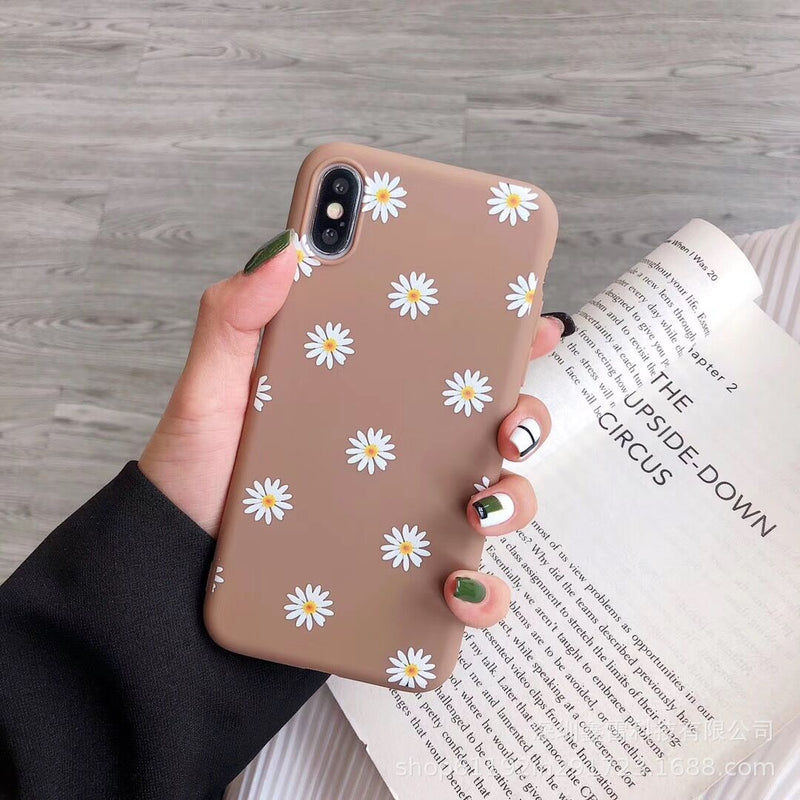 Daisy Print iPhone11 Case iphone 11 case cover iphone 11 cases cute