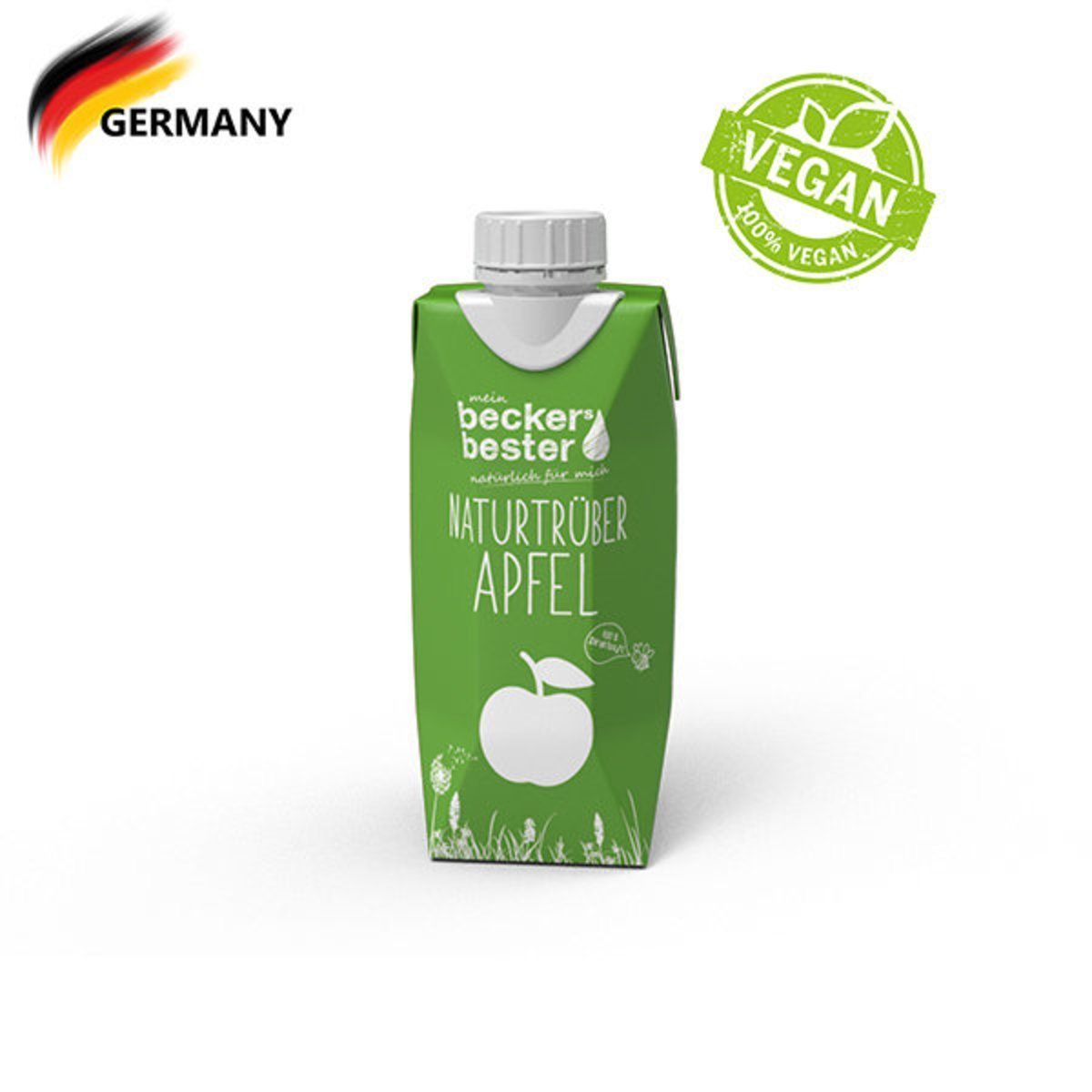 Beckers Bester Clear Apple Juice 330ML
