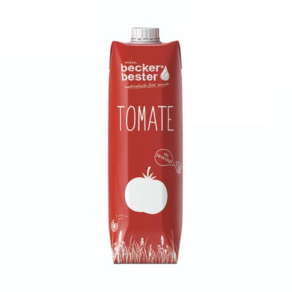 Beckers Bester Tomato Juice 1000ML - #hapi Fish-JUICE & NECTAR