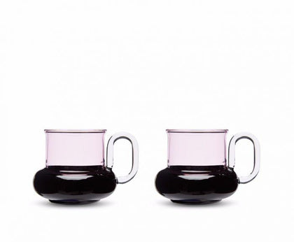 Bump Tea Cup Set x 2 - #hapi Fish-CUP
