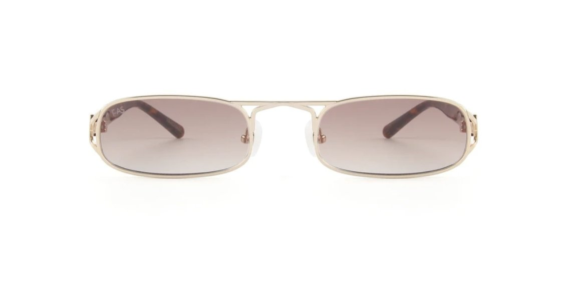 DYNASTY CHAMPAGNE SUNGLASSES F
