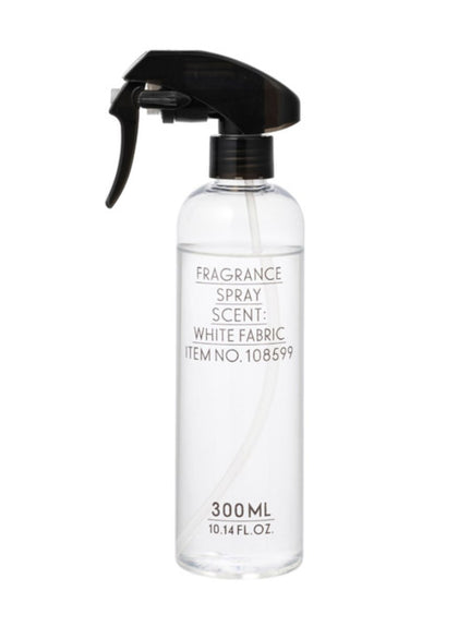 FRAGRANCE ROOM SPRAY White Fabric - #hapi Fish-HOME SPRAY