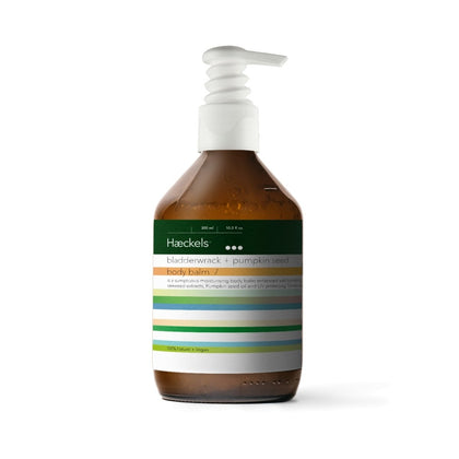 HAECKELS 0022PW Bladderwrack + Pumpkin Body Balm - #hapi Fish-BODY LOTION