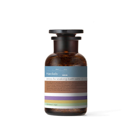 HAECKELS 0070W De-Stress Soaking Salts - #hapi Fish-BATH SALT
