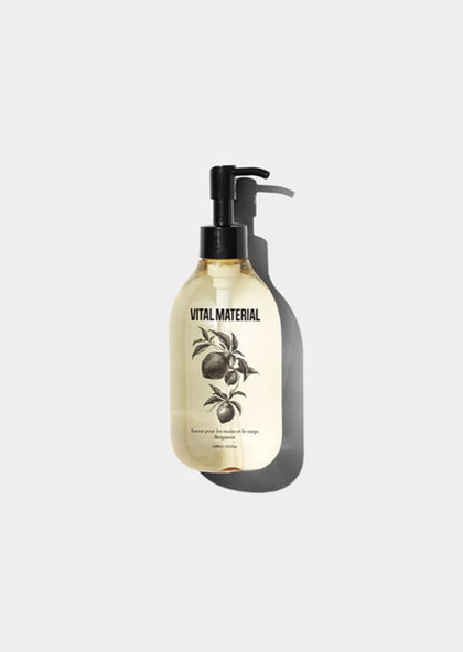 HAND SOAP BERGAMOT 300ml - #hapi Fish-BODY WASH
