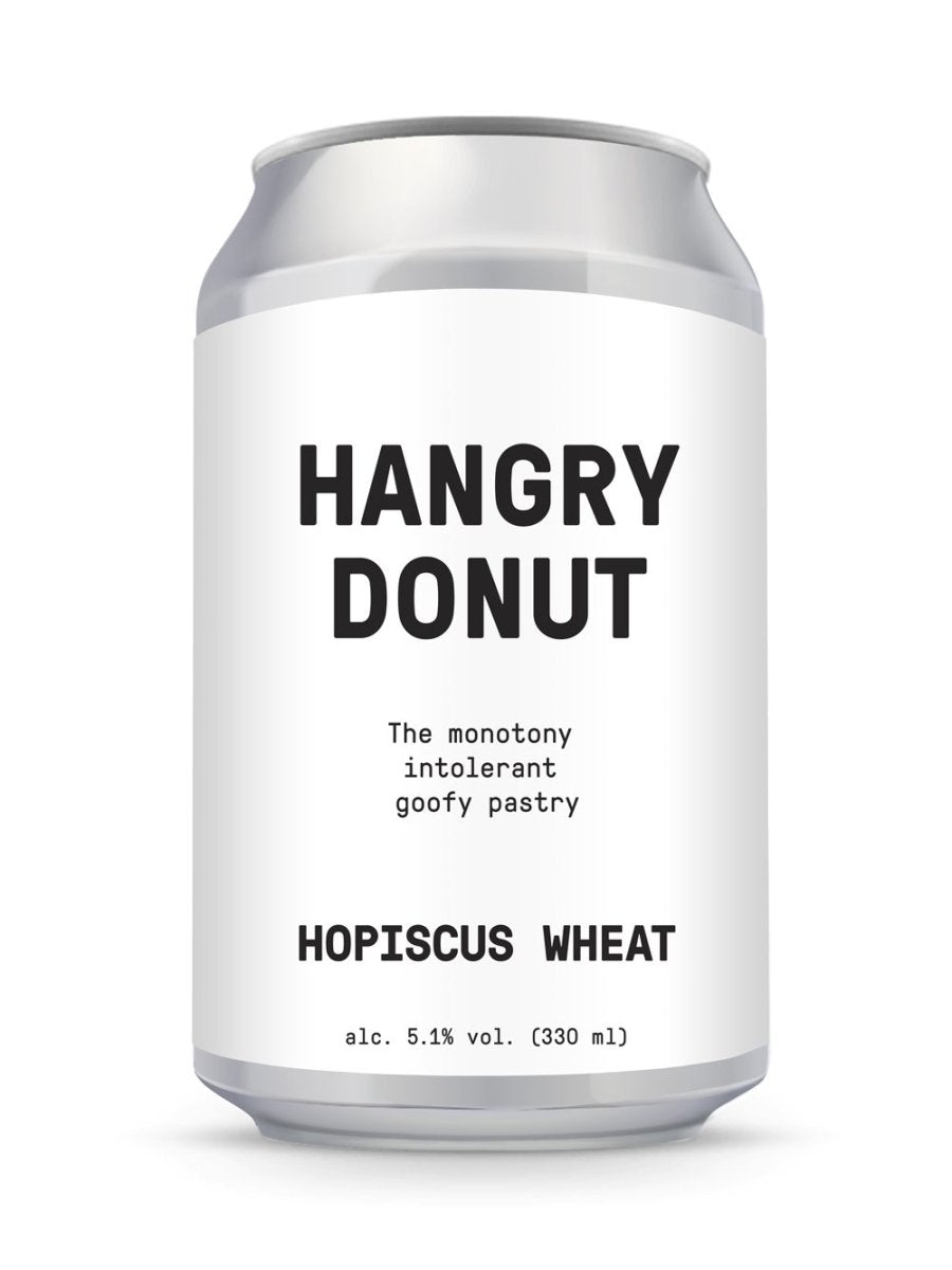 HANGRY DONUT Hopiscus Wheat 330ml