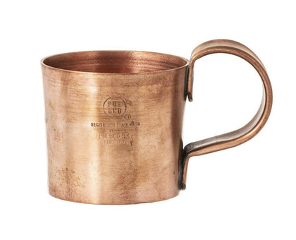 Heavy copper mug - #hapi Fish-CUP