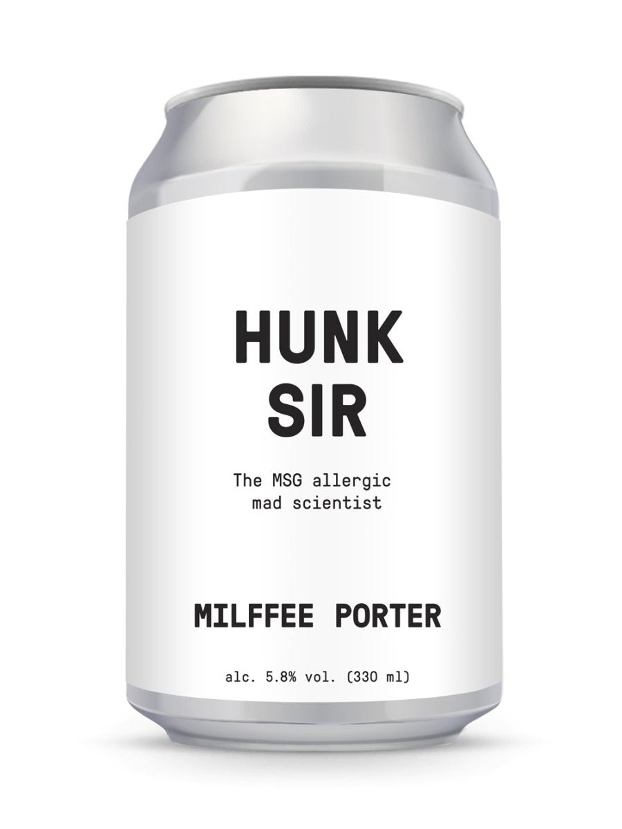 HUNK SIR Milffee Porter 330ml