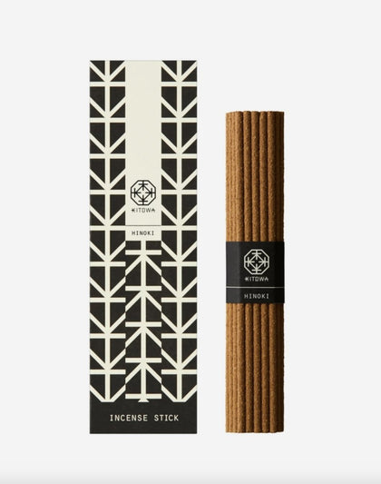 Incense stick HINOKI - #hapi Fish-STICK