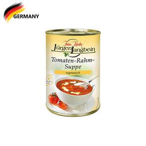 Juergen Langbein Cream of Tomato Soup - 400ml 400ML - #hapi Fish-SOUP & SAUCE