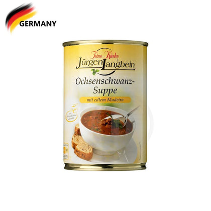 Juergen Langbein Oxtail Soup 400ML - #hapi Fish-SOUP & SAUCE