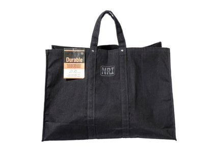 Labour tote bag: Large - #hapi Fish-HOME DECO