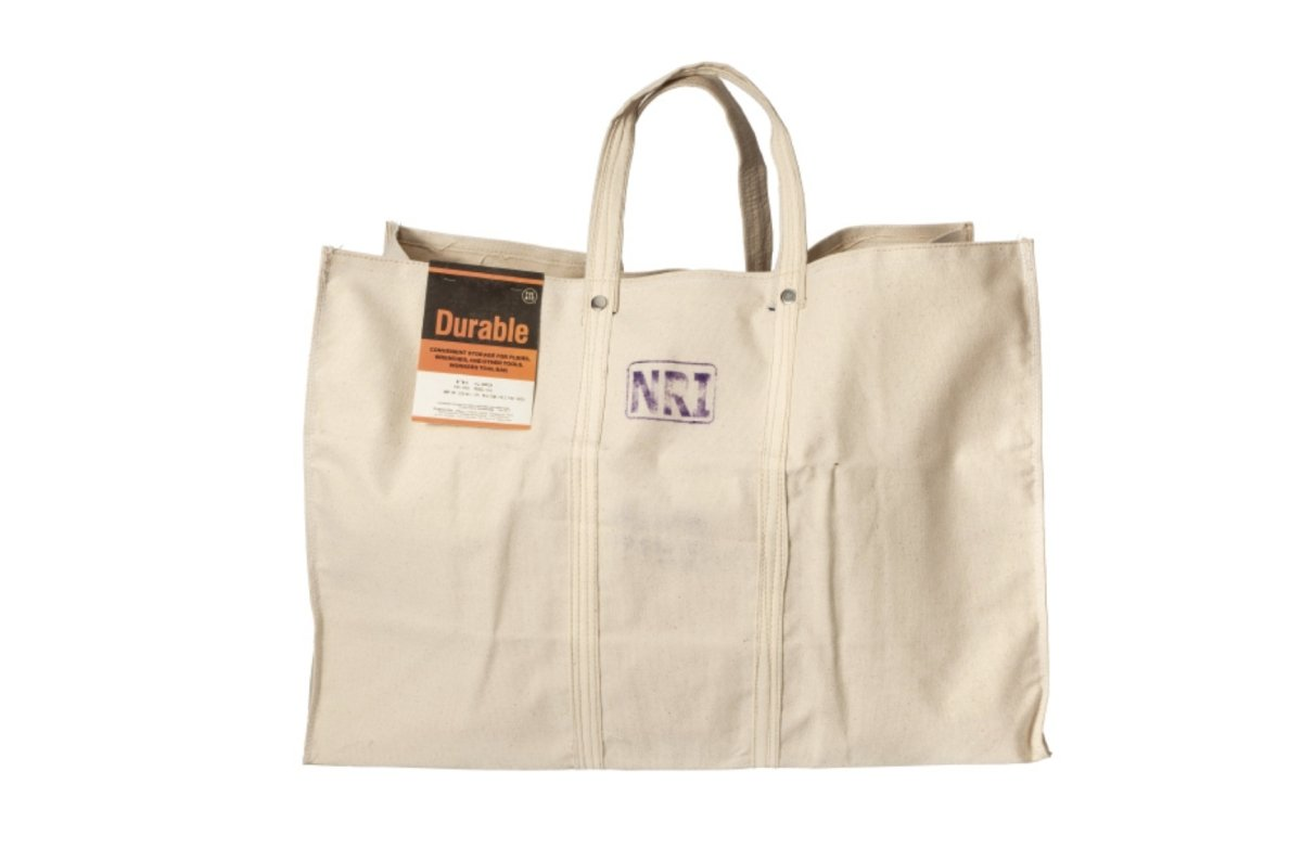 Labour tote bag: Large